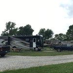 A country charm rv park