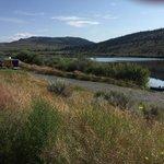 Barnes lake recreation site