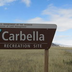 Carbella recreation site