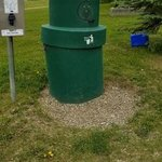Fort st john municipal dump station