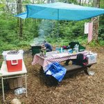 Moose river plains camping corridor