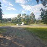 Watson lake municipal dump station