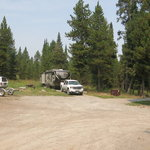 Cherry creek campground gallatin nf
