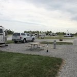 Rest up camping rv corral