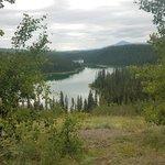 Long lake overlook
