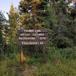 Palmer lake recreation site