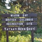 Warm bay recreation site