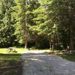 Lost moose campground