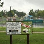 City of britton rv park