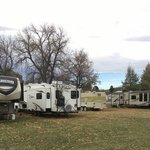Bridger city park campground