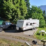 Texas creek campground