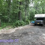 Matanuska river park campground