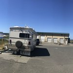 Gold beach dump station