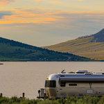 Henrys lake boat access