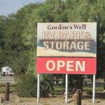 Gordons well rv park