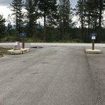 Priest lake dump station