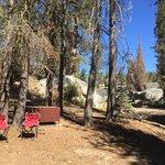 Tamarack flat campground