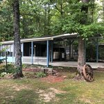 Tennessee cumberland plateau campground