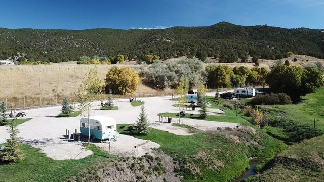 Photo 1 of 10 of Lava Campground - Lava Hot Springs, Idaho