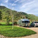 Lava campground