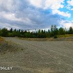 Dease lake gravel pit