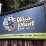 Wya point surf shop campground