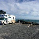 Port orford parking