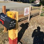 Port orford parking
