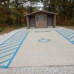 Harriman hill access