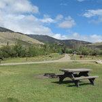 Eagle creek campground gallatin nf