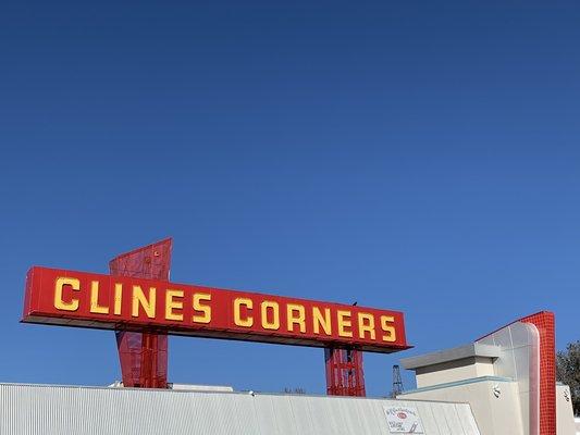 Clines corners rv park