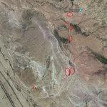 Blm 143 copper ridge dinosaur track
