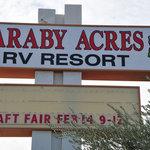 Araby acres rv resort