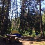 Flint creek campground
