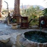 Saline valley warm springs