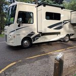 Maverick campground cimarron canyon sp