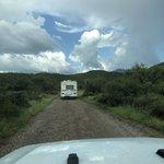 Mount hopkins road