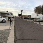Arizona west rv park