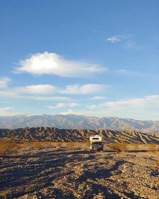 Echo canyon road