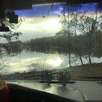 Jackson lake island