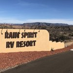 Rain spirit rv resort