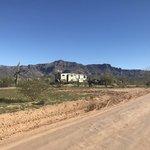 Peralta road dispersed