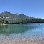 Holland lake campground flathead nf