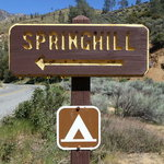 Springhill south recreation site