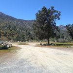 Corral creek recreation site