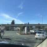 Safeway dump station