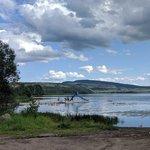 Burns lake village campground