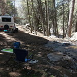 Cedar creek campground sequoia nf