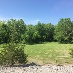 Whetstone shooting range camping area