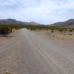 Ivanpah west dry lake